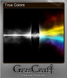 GemCraft - Chasing Shadows Foil 1