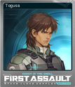 Ghost in the Shell Stand Alone Complex - First Assault Online Foil 9