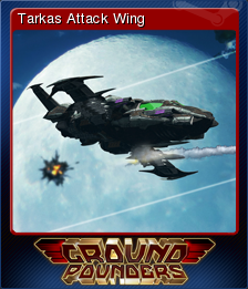 Ground Pounders Card 12