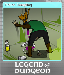 Legend of Dungeon Foil 4