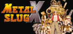 METAL SLUG X Logo