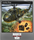 March of War Foil 07