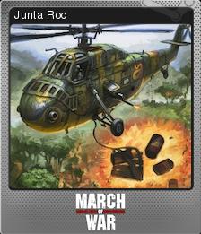 March of War Foil 07
