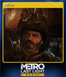 Metro Last Light Redux Card 7