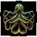 Nightmares from the Deep 3 Davy Jones Emoticon nftd3 kraken