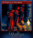 Odallus The Dark Call Card 2