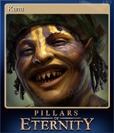 Pillars of Eternity Card 6