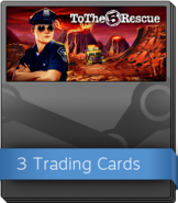 Rescue Team 5 Booster Pack
