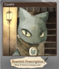 Resette's Prescription ~Book of memory, Swaying scale~ Foil 03