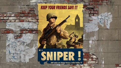 Sniper Elite V2 Artwork 5