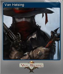 The Incredible Adventures of Van Helsing Foil 1