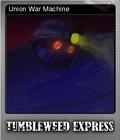 Tumbleweed Express Foil 5
