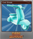 Turbo Dismount Foil 6
