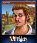 Villagers Card 2