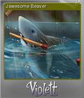 Violett Foil 3