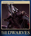 We Are The Dwarves Card 6