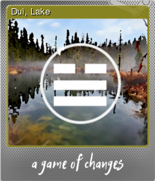 A Game of Changes Foil 5