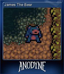 Anodyne Card 7