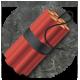 Beast Blaster Badge 2