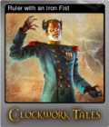Clockwork Tales Of Glass and Ink Foil 1