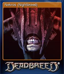 Deadbreed Card 1
