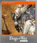 Dogs of War Online Foil 6