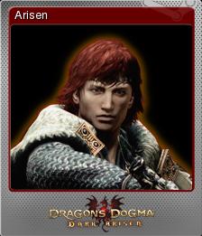 Dragon's Dogma Dark Arisen Foil 1