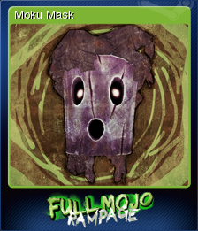 Full Mojo Rampage Card 5
