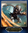 Guardians of Middle-earth Card 4