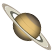 Horizon Emoticon saturn