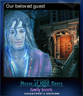 House of 1,000 Doors - Family Secrets Card 2