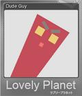 Lovely Planet Foil 3