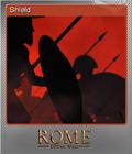 Rome Total War Foil 5