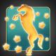 Secret of the Magic Crystals Badge 4