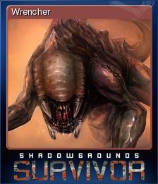 Shadowgrounds Survivor Card 7