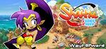 Shantae half genie hero logo