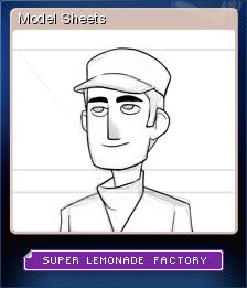 Super Lemonade Factory Card 5