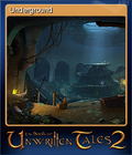 The Book of Unwritten Tales 2 Card 5