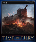 Time of Fury Card 8