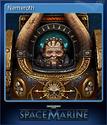 Warhammer 40,000 Space Marine Card 10