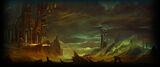 Aarklash Legacy Background Acheron Landscape