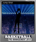 Basketball Pro Management 2015 Foil 1
