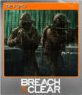 Breach & Clear Foil 5