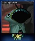 Broken Age Card 1
