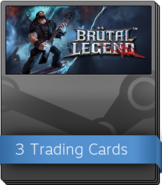 Brutal Legend Booster Pack