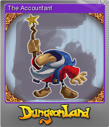 Dungeonland Foil 6