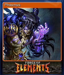 Force of Elements Card 1