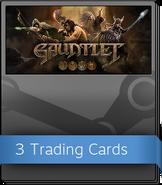 Gauntlet Booster Pack