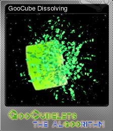 GooCubelets The Algoorithm Foil 4