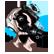 Gravity Badgers Emoticon bronco